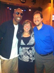 J.B. Smoove from HBO's Curb Your Enthusiasm and the movie We Bought a Zoo