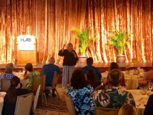 Hawaii Association of Broadcasters Convention